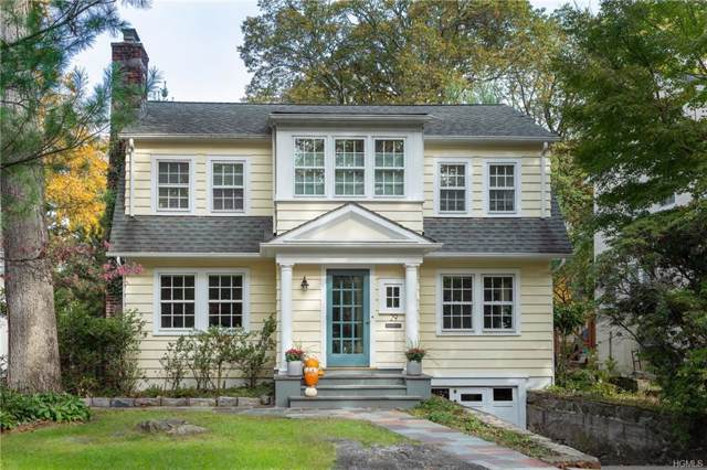 29 Maplewood Avenue, Dobbs Ferry, NY 10522 (MLS #5111913) :: William Raveis Legends Realty Group