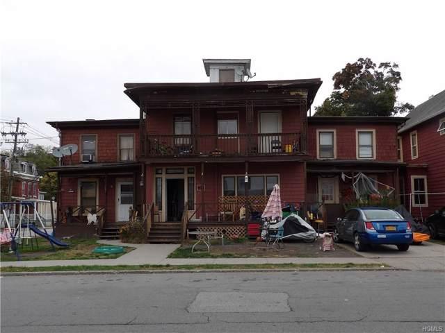 66 Ball Street, Port Jervis, NY 12771 (MLS #5111939) :: The Anthony G Team