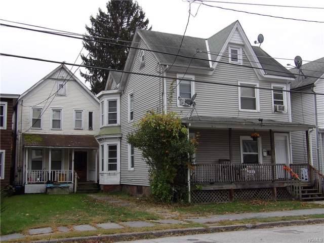 153 Ball Street #153, Port Jervis, NY 12771 (MLS #5111962) :: Marciano Team at Keller Williams NY Realty