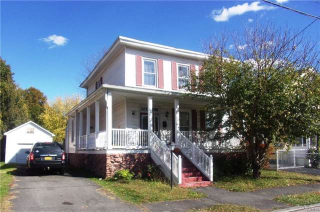 100 Franklin Street, Port Jervis, NY 12771 (MLS #5111998) :: The Anthony G Team