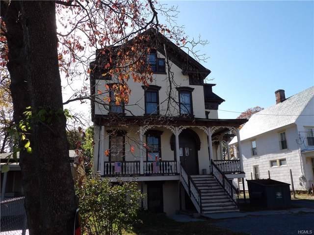 25 E Main Street, Port Jervis, NY 12771 (MLS #5112490) :: The Anthony G Team
