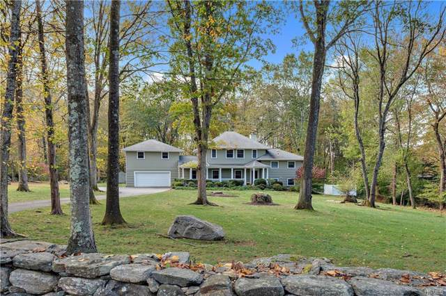18 Cedar Hill Lane, Pound Ridge, NY 10576 (MLS #5113211) :: The Anthony G Team