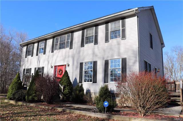 1439 Indian Springs Road, Pine Bush, NY 12566 (MLS #5113250) :: William Raveis Legends Realty Group