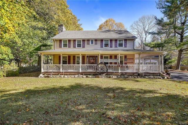 77 W Main Street, Washingtonville, NY 10992 (MLS #5113345) :: William Raveis Baer & McIntosh