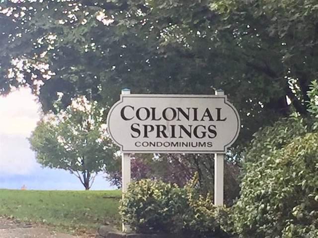 6 Colonial Road #46, Beacon, NY 12508 (MLS #5114946) :: Mark Seiden Real Estate Team