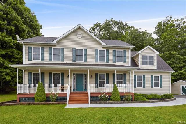 42 Forest Meadow Drive, Salt Point, NY 12578 (MLS #5115028) :: William Raveis Legends Realty Group