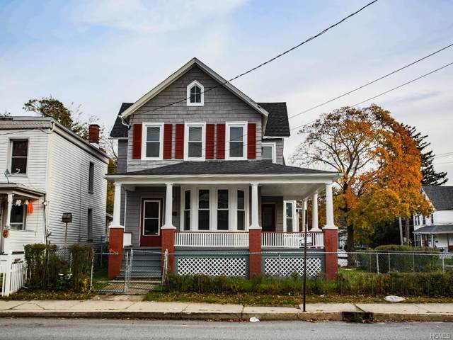 35 Fowler Street, Port Jervis, NY 12771 (MLS #5115565) :: The Anthony G Team
