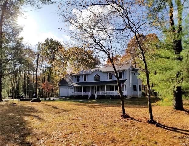 389 Church Road, Mountain Dale, NY 12763 (MLS #5115618) :: Mark Boyland Real Estate Team