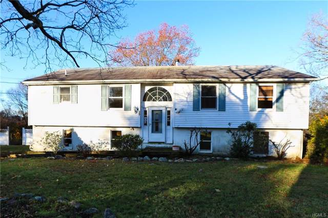 33 Ridge Avenue, Putnam Valley, NY 10579 (MLS #5115642) :: The Anthony G Team