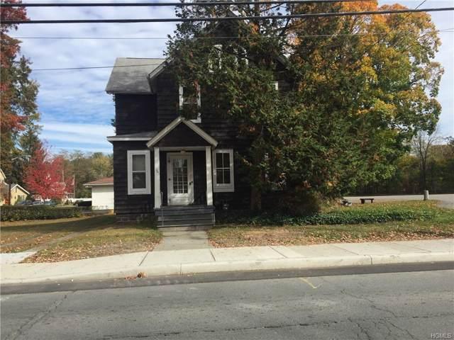 96 E Main Street, Port Jervis, NY 12771 (MLS #5115696) :: The Anthony G Team