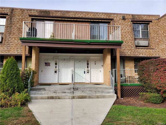 408 Carpenter Avenue #9, Newburgh, NY 12550 (MLS #5116789) :: The Anthony G Team