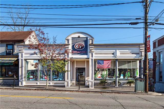 32-34 Main Street, Warwick, NY 10990 (MLS #5116962) :: The McGovern Caplicki Team