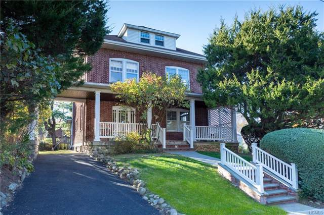 33 Seneca Street, Dobbs Ferry, NY 10522 (MLS #5117065) :: William Raveis Legends Realty Group