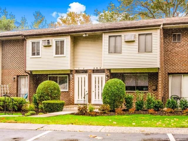 4 Blue Hill Commons Drive I, Orangeburg, NY 10962 (MLS #5117423) :: The McGovern Caplicki Team