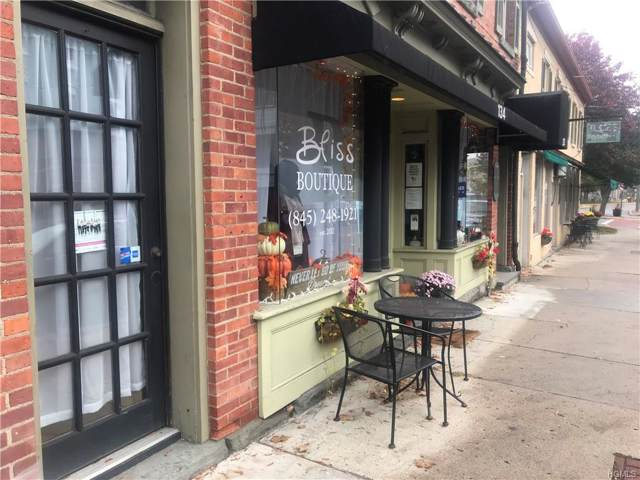 134 W Main Street, Goshen, NY 10924 (MLS #5117625) :: William Raveis Baer & McIntosh