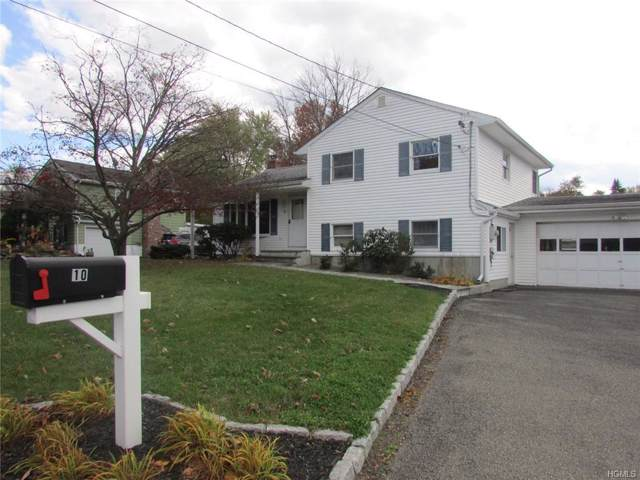 10 Knox Drive, New Windsor, NY 12553 (MLS #5117779) :: William Raveis Legends Realty Group