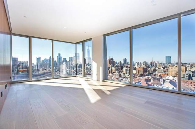 215 Chrystie Street 28WEST, New York, NY 10002 (MLS #5117969) :: Mark Boyland Real Estate Team
