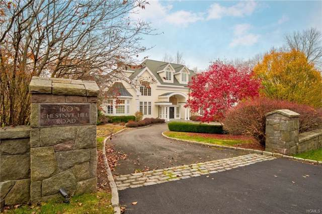 160 Chestnut Hill Road, Call Listing Agent, CT 06877 (MLS #5118263) :: The Anthony G Team