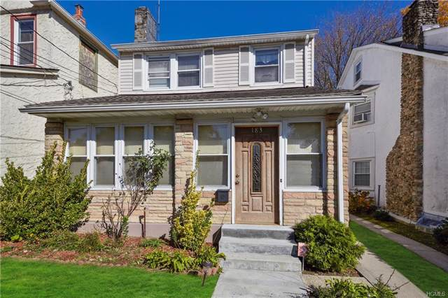 183 Brookside Avenue, Mount Vernon, NY 10553 (MLS #5118298) :: Mark Boyland Real Estate Team