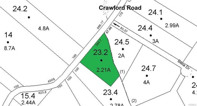 Crawford Road, Eldred, NY 12732 (MLS #5118649) :: The Anthony G Team
