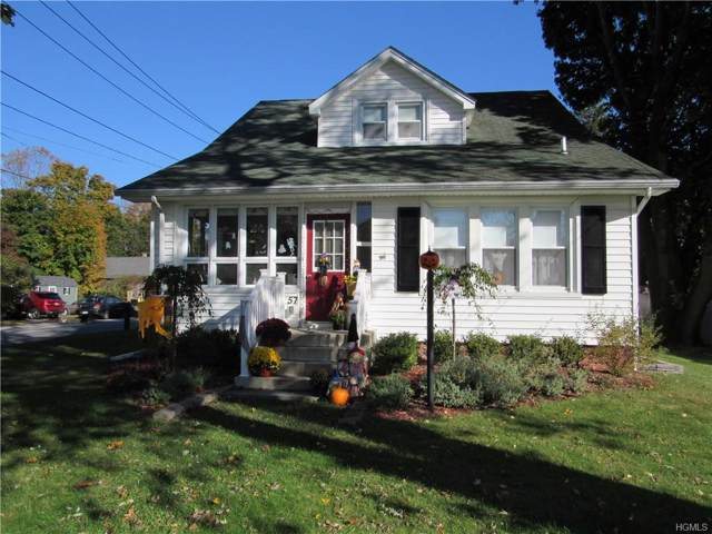 57 Highland Avenue, Otisville, NY 10963 (MLS #5118747) :: William Raveis Baer & McIntosh