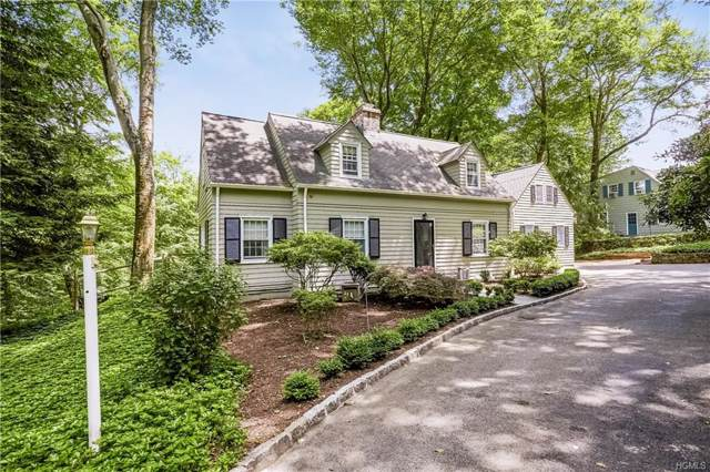 15 Woodland Place, Chappaqua, NY 10514 (MLS #5118815) :: The Anthony G Team
