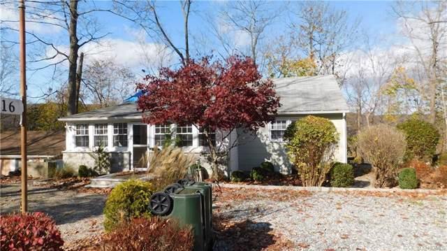 16 Fourth Road, Greenwood Lake, NY 10925 (MLS #5118876) :: William Raveis Baer & McIntosh