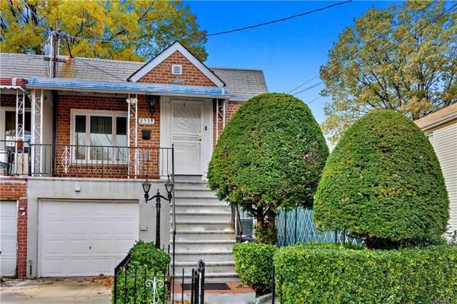 2551 Wilson Avenue, Bronx, NY 10469 (MLS #5119373) :: Mark Seiden Real Estate Team