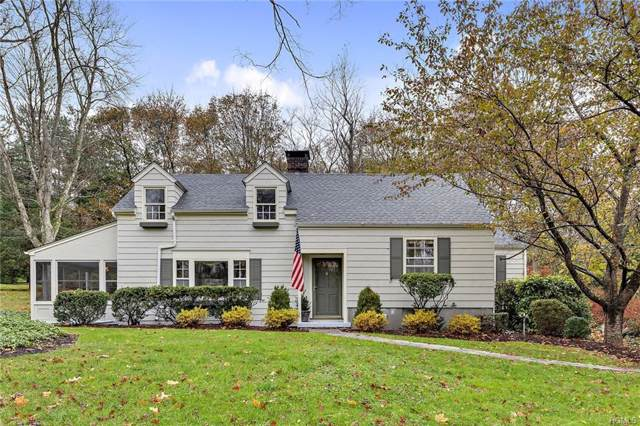181 Valley Road, Katonah, NY 10536 (MLS #5119470) :: Mark Seiden Real Estate Team