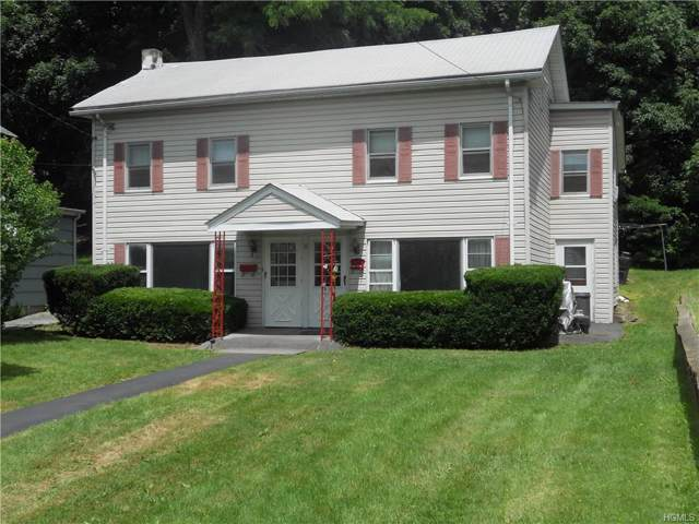33 W Main Street, Port Jervis, NY 12771 (MLS #5119591) :: William Raveis Baer & McIntosh