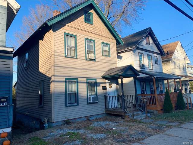 283 E Main Street, Middletown, NY 10940 (MLS #5119601) :: William Raveis Legends Realty Group