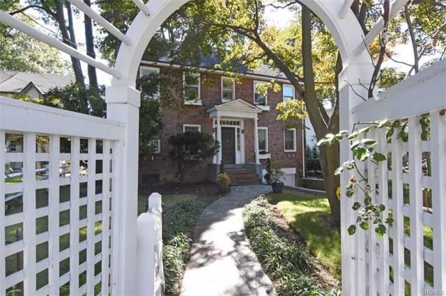 630 Colonial Avenue, Pelham, NY 10803 (MLS #5119645) :: William Raveis Baer & McIntosh
