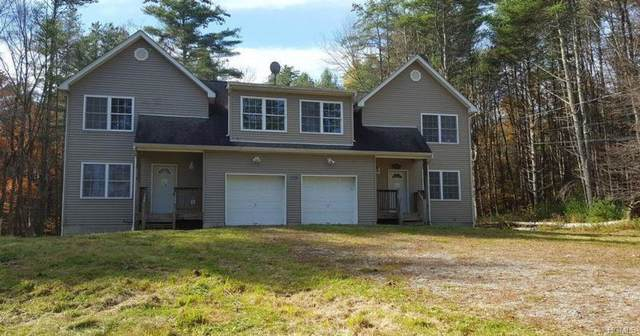 739 State Route 42, Sparrowbush, NY 12780 (MLS #5119657) :: The Anthony G Team