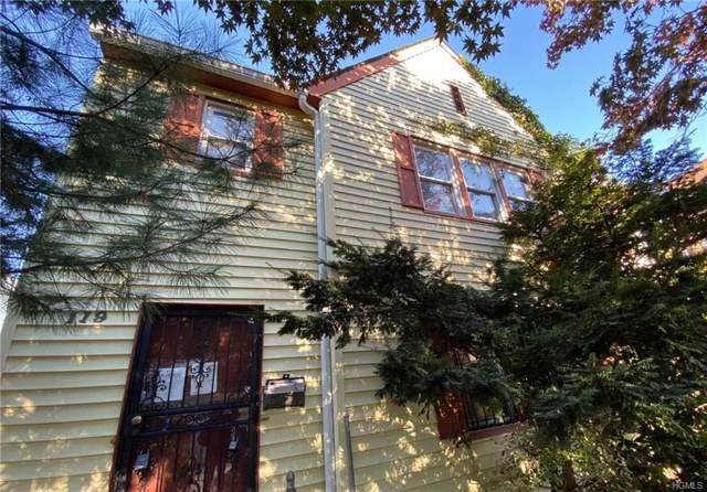 119 Vernon Avenue, Bronx, NY 10553 (MLS #5119831) :: Mark Seiden Real Estate Team