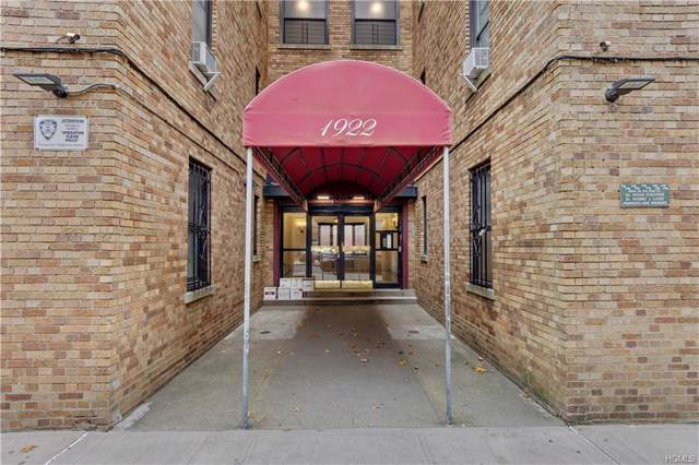 1922 Mcgraw Avenue 2H, Bronx, NY 10462 (MLS #5119993) :: The Anthony G Team