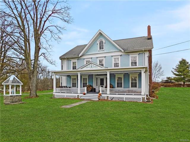 246 Pine Island Turnpike, Warwick, NY 10990 (MLS #5120030) :: The McGovern Caplicki Team