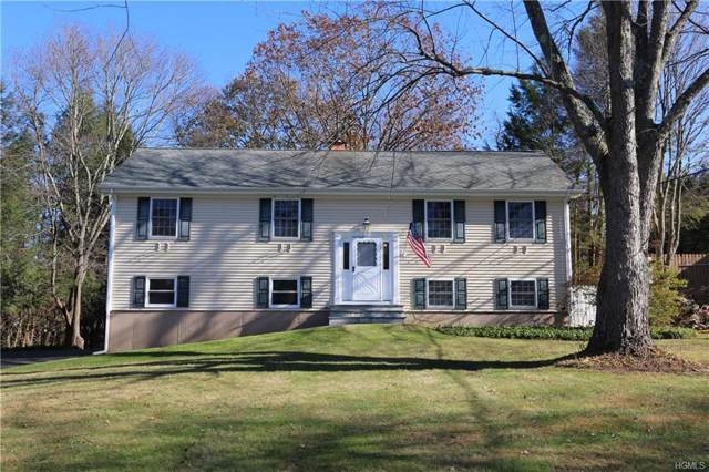 24 Bloomer Road, Mahopac, NY 10541 (MLS #5120136) :: William Raveis Legends Realty Group