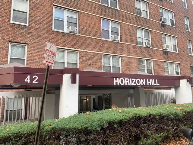 42 Pine Street 5N, Yonkers, NY 10701 (MLS #5120365) :: The McGovern Caplicki Team
