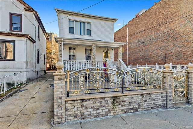 4722 Richardson Avenue, Bronx, NY 10470 (MLS #5120590) :: William Raveis Legends Realty Group
