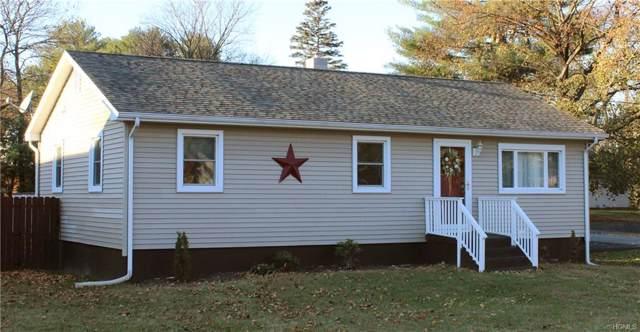 13 Gross Street, Pine Bush, NY 12566 (MLS #5120615) :: The McGovern Caplicki Team