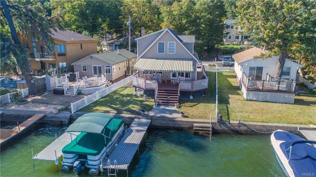 144 Lake Shore Road, Greenwood Lake, NY 10925 (MLS #5120654) :: The McGovern Caplicki Team