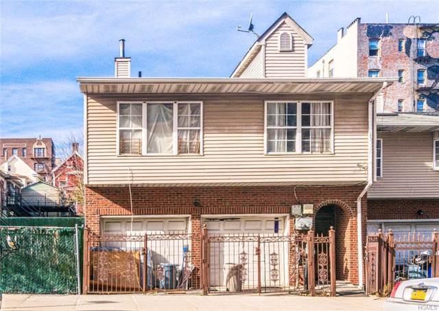 1463 Longfellow Avenue, Bronx, NY 10460 (MLS #5120715) :: Mark Boyland Real Estate Team
