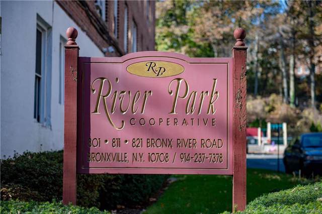 821 Bronx River Road 2D, Bronxville, NY 10708 (MLS #5120768) :: Mark Boyland Real Estate Team