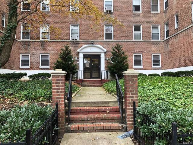 811 Bronx River Road 2E, Bronxville, NY 10708 (MLS #5120846) :: Mark Boyland Real Estate Team