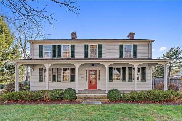 459 Old Post Road, Bedford, NY 10506 (MLS #5120877) :: Mark Boyland Real Estate Team