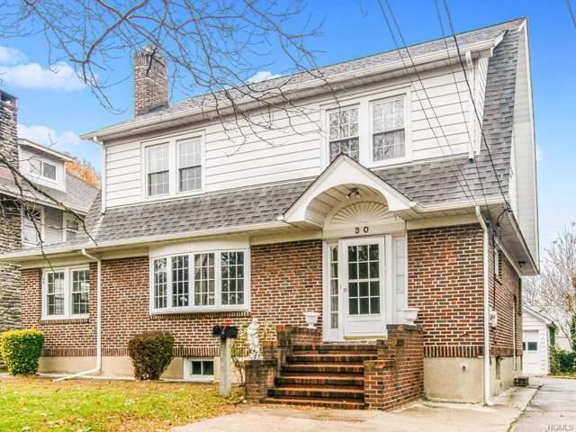 30 Melrose Avenue, Mount Vernon, NY 10552 (MLS #5121086) :: Mark Boyland Real Estate Team