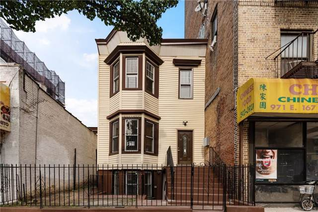 969 E 167th Street, Bronx, NY 10459 (MLS #5121091) :: RE/MAX RoNIN
