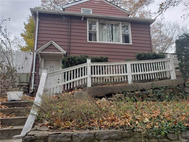 26 Springer Avenue, Yonkers, NY 10704 (MLS #5121551) :: William Raveis Legends Realty Group