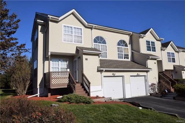 185 Highwood Drive #66, New Windsor, NY 12553 (MLS #5122397) :: William Raveis Baer & McIntosh