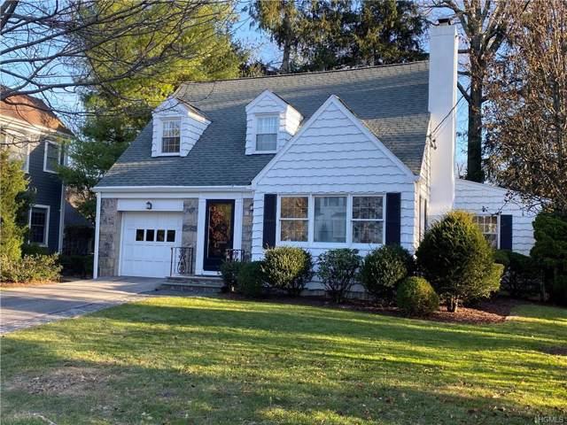6 Hazelton Drive, Scarsdale, NY 10583 (MLS #5122809) :: William Raveis Baer & McIntosh